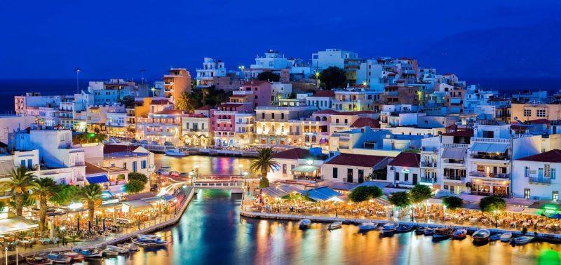 جاهای دیدنی یونان