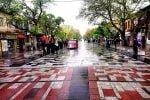 خیابان بوعلی سینا همدان