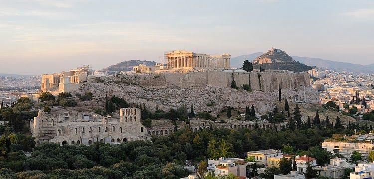 راهنمای گردشگری یونان