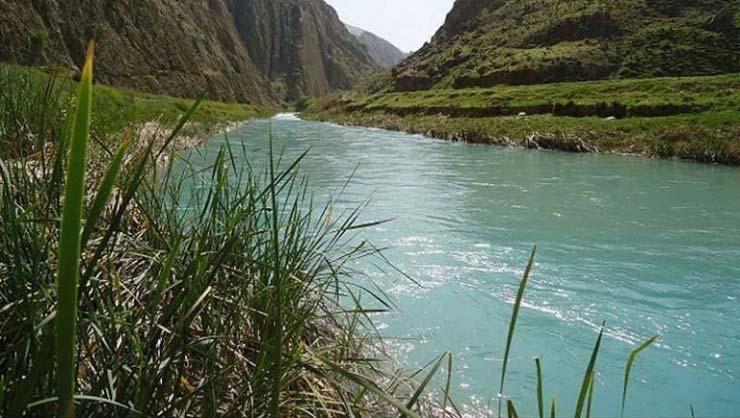 رودخانه شاه بهرام  رودخانه شاه بهرام