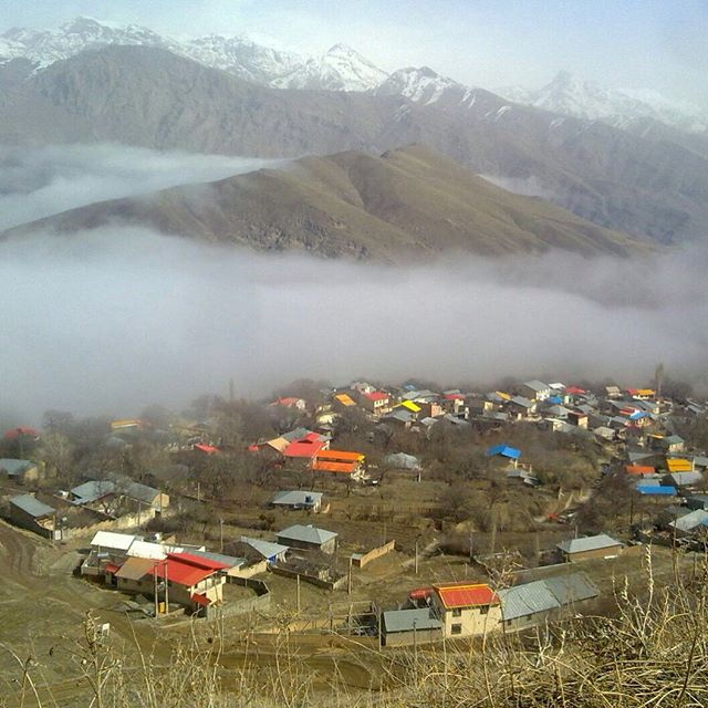 روستای امیرنان طالقان