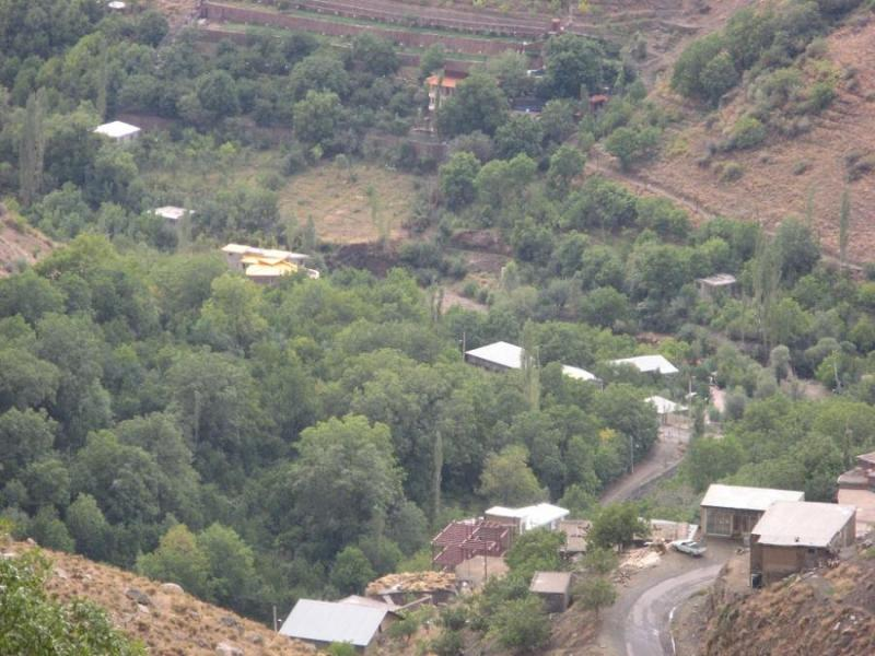روستای جورد روستای جورد رودهن