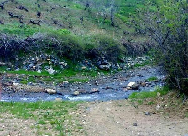 روستای قلعه لان  روستای قلعه لان کرمانشاه