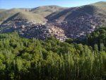 روستای مجارشین، میرزا نشین های اسکو
