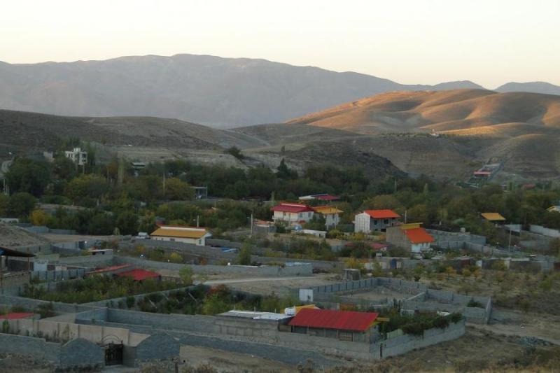روستای چناران رودهن