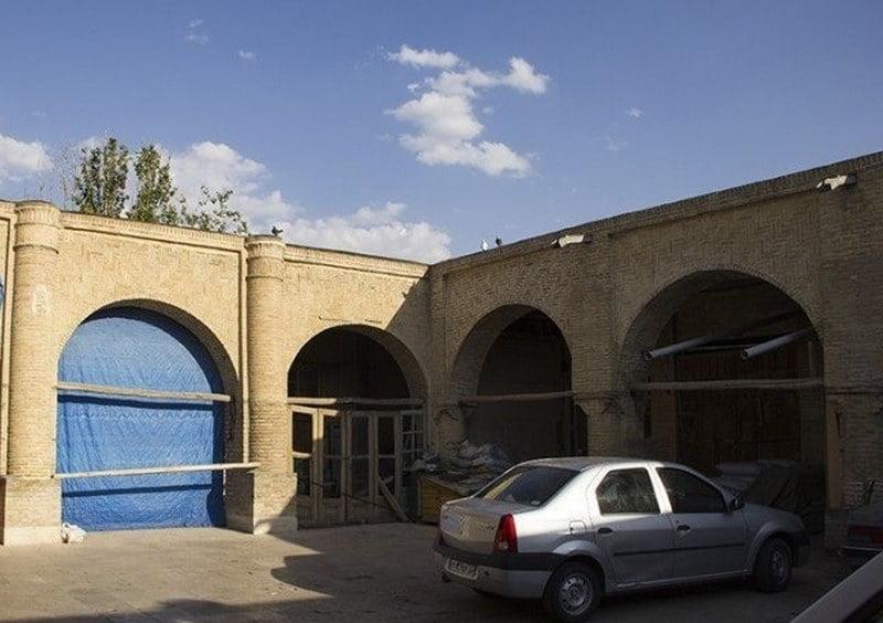 سرای کلبعلی زنجان سرای کلبعلی زنجان
