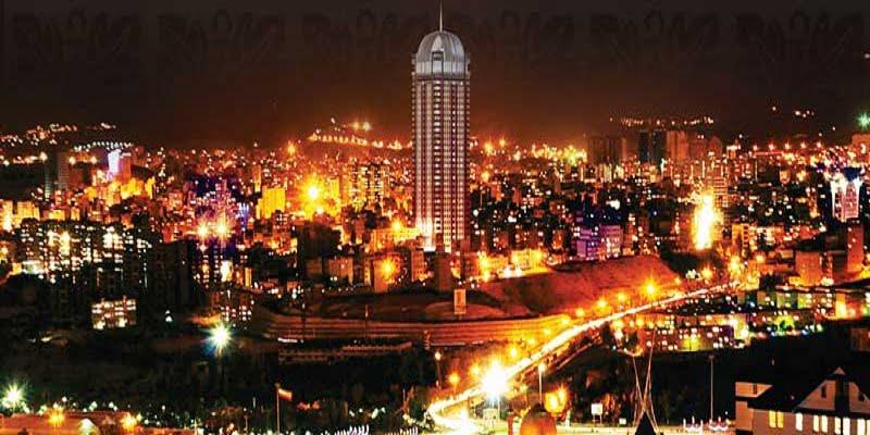 مرکز برج تجارت جهانی تبریز برج مرکز تجارت جهانی تبریز