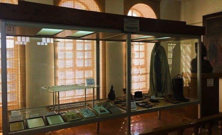 -خاچاطور-گساراتسی-3 موزه خاچاطور گساراتسی