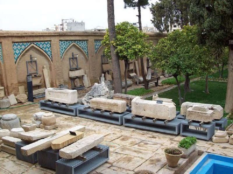 موزه سنگی هفت تنان موزه سنگی هفت تنان شیراز