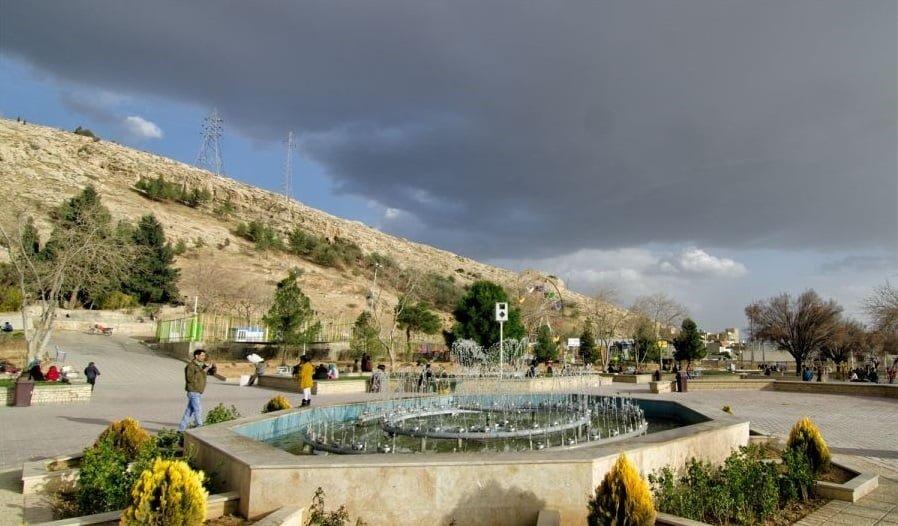 پارک کوهستانی قلعه بندر