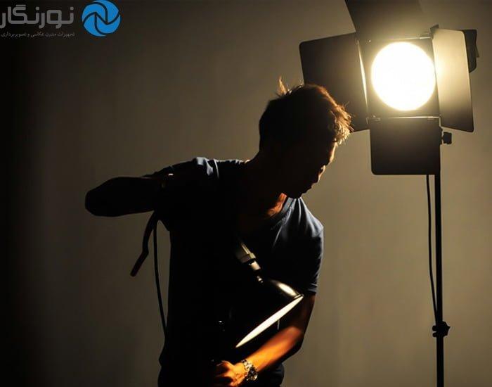 عکاسی حرفه ای با فیلم های آموزشی عکاسی نورنگار