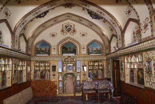 خانه استاد جلال الدین همایی جاهای دیدنی اصفهان (100 جاذبه گردشگری اصفهان)
