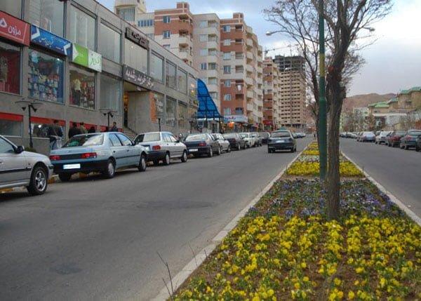 مرکز خرید رشدیه تبریز