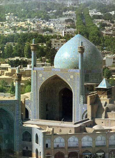 مسجد امام از جاهای دیدنی اصفهان جاهای دیدنی اصفهان (100 جاذبه گردشگری اصفهان)