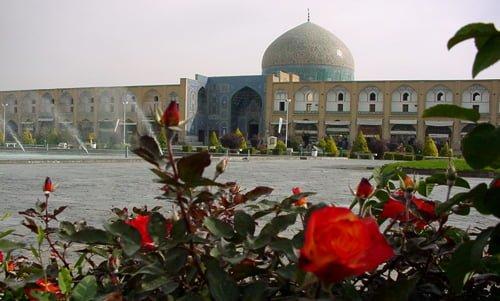 مسجد شیخ لطف اله جاهای دیدنی اصفهان (100 جاذبه گردشگری اصفهان)