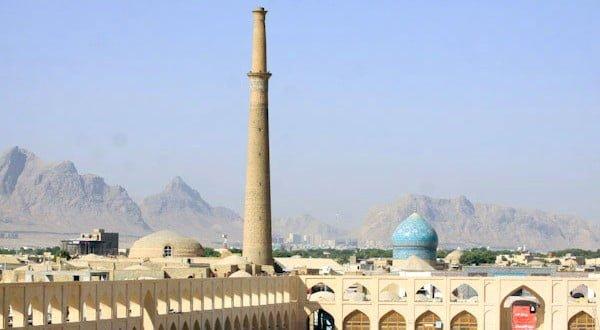 مسجد علی جاهای دیدنی اصفهان (100 جاذبه گردشگری اصفهان)