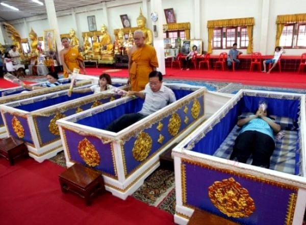 معبد تابوت تایلند