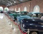موزه خودروهای کلاسیک تبریز