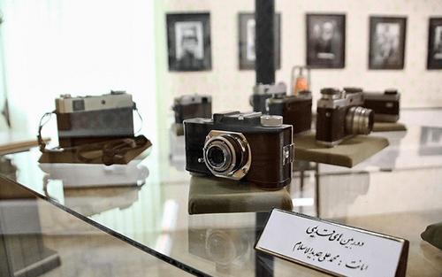 موزه دوربین عکاسی تبریز  موزه دوربین عکاسی تبریز
