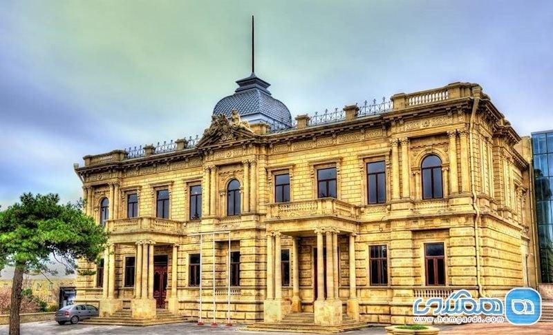 موزه ملی هنر آذربایجان سفر به باکو | به محبوب ترین جاهای دیدنی باکو برویم