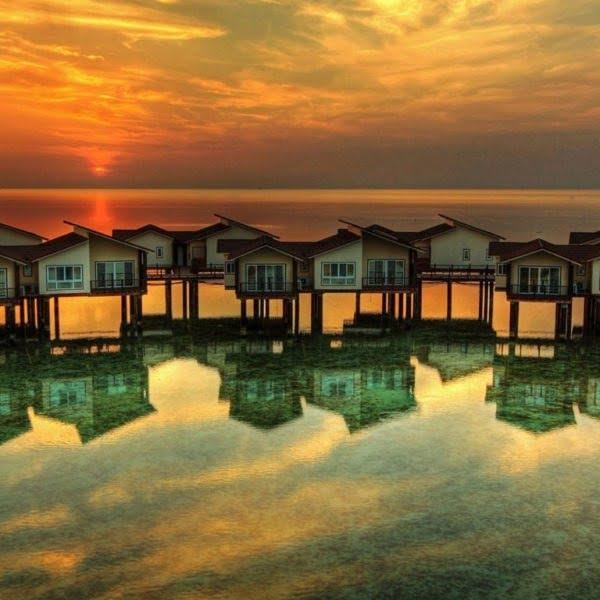 هتل ترنج جزیره کیش لوکس ترین هتل های کیش