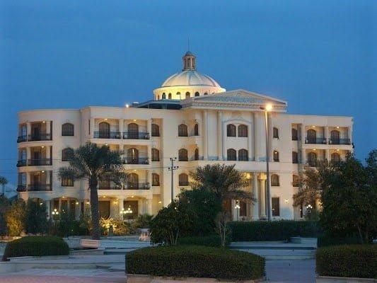 هتل سورینت مریم کیش لوکس ترین هتل های کیش