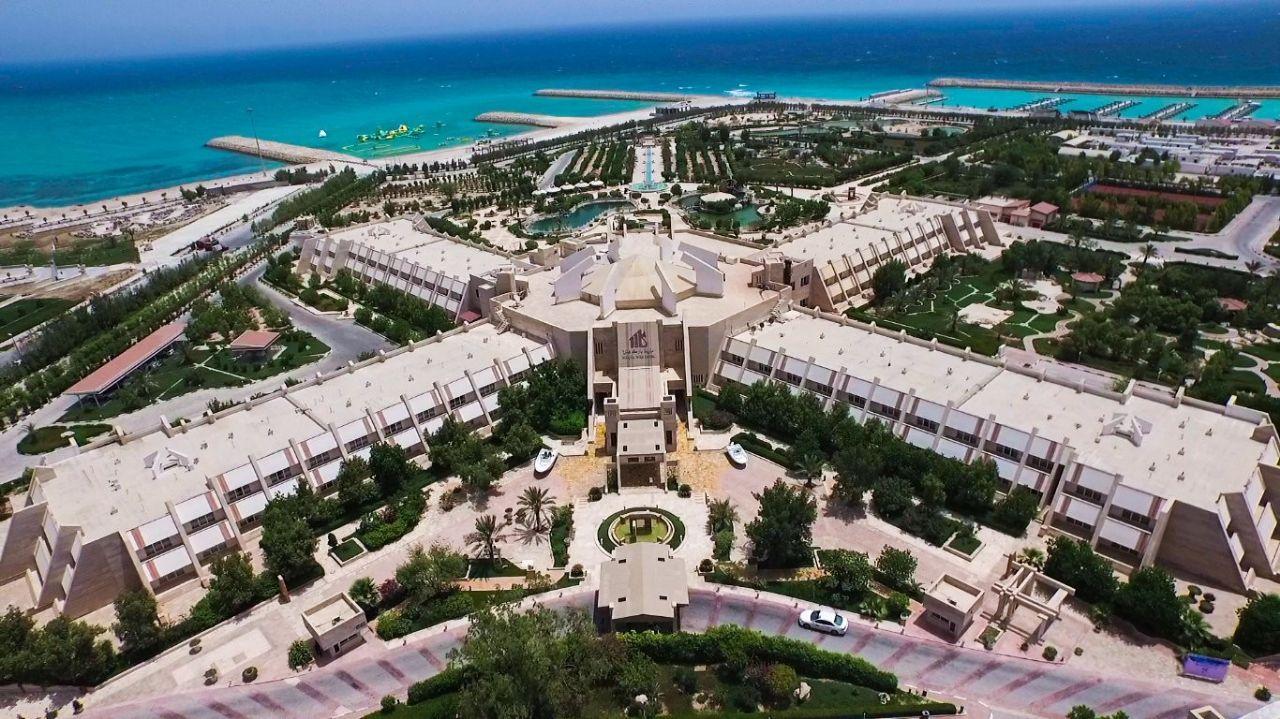 هتل مارینا پارک کیش رزرو هتل مارینا پارک کیش از علاءالدین تراول