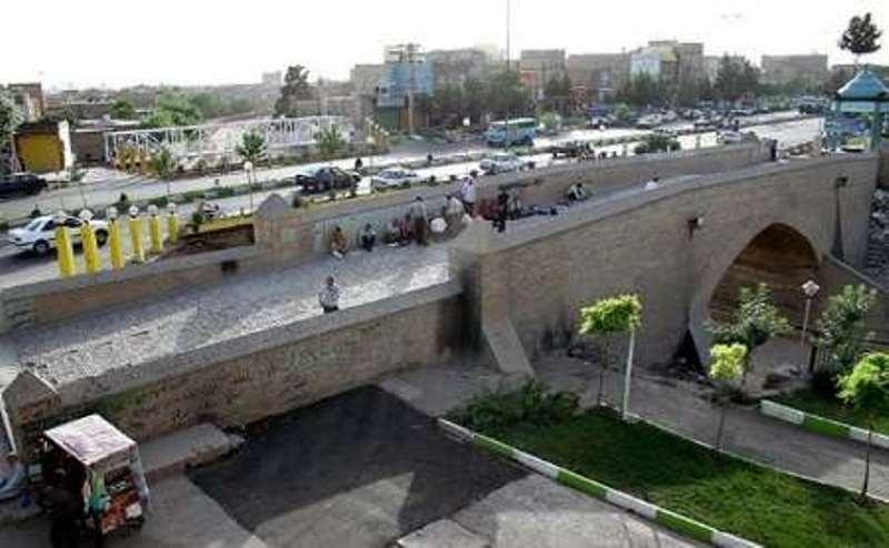 پل باقرآباد ورامین  پل باقرآباد ورامین