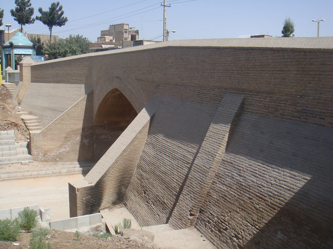 پل باقرآباد ورامین