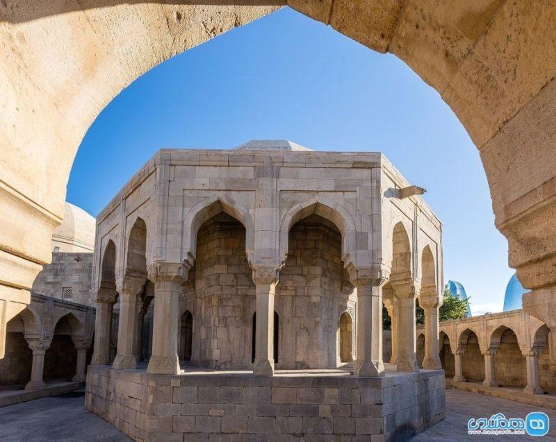 کاخ شروان شاهان سفر به باکو | به محبوب ترین جاهای دیدنی باکو برویم