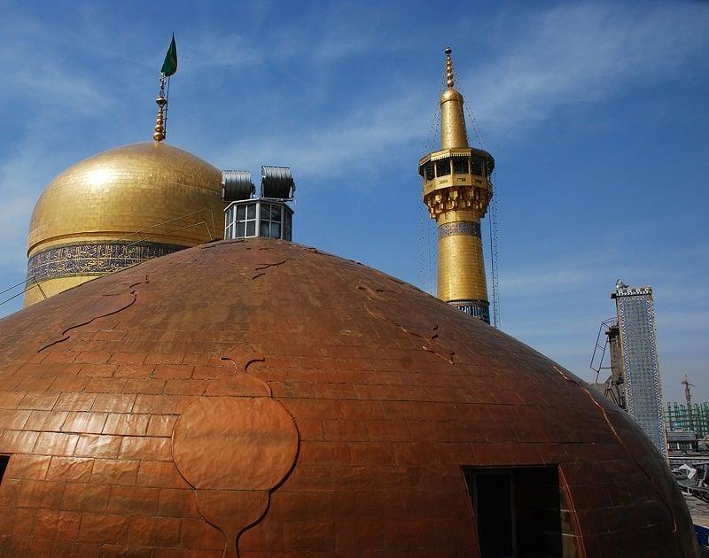 گنبد الله وردیخان مشهد جاهای دیدنی مشهد ،100 جاذبه گردشگری معروف