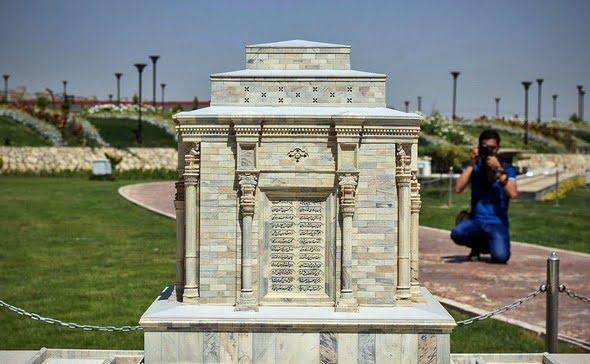 بوستان مینیاتوری از جاهای دیدنی مشهد جاهای دیدنی مشهد ،100 جاذبه گردشگری معروف