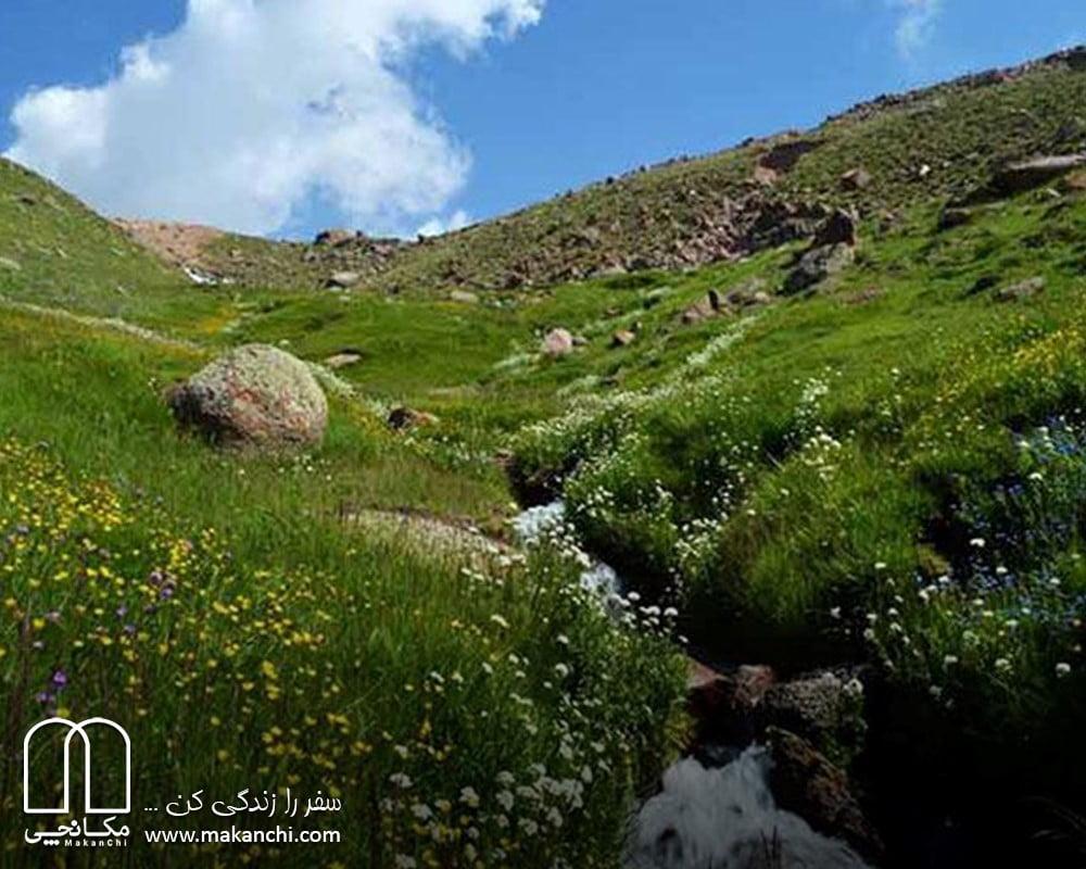 جاذبه های سرعین سفر و اقامت در شهر اردبیل | تجربهای به یادماندنی در عروس سبلان