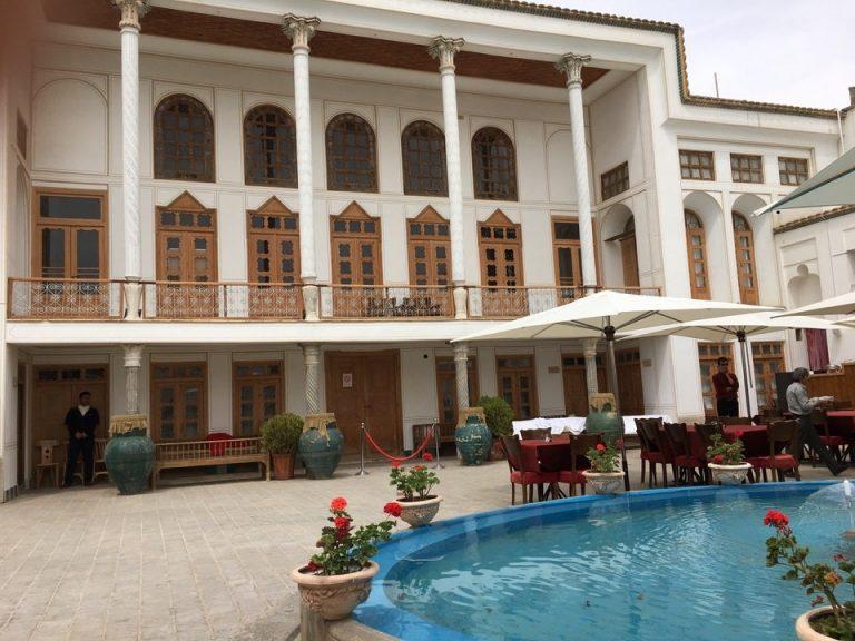 خانه دهدشتی ها از جاهای دیدنی اصفهان جاهای دیدنی اصفهان (100 جاذبه گردشگری اصفهان)