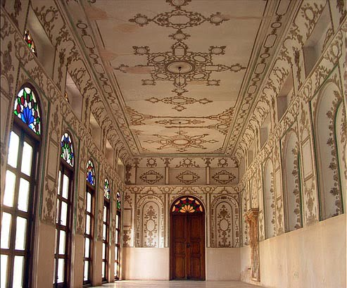 خانه قزوینی ها از جاهای دیدنی اصفهان جاهای دیدنی اصفهان (100 جاذبه گردشگری اصفهان)