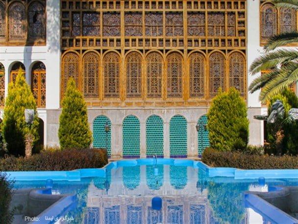 خانه مشیرالملک خانه مشیرالملک اصفهان ، گنجینه میراث اسلامی