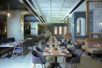 رستوران عمارت وکیل یزد
