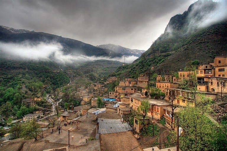 روستای ماسوله هفت مکان متفاوت و دیدنی در ایران