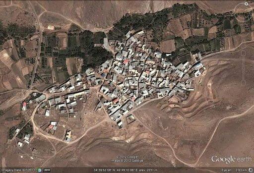 -واشقان-1 روستای واشقان فراهان