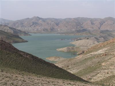 سد کارده جاهای دیدنی مشهد ،100 جاذبه گردشگری معروف