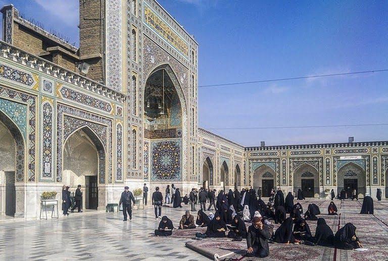 شهر مشهد هفت مکان متفاوت و دیدنی در ایران
