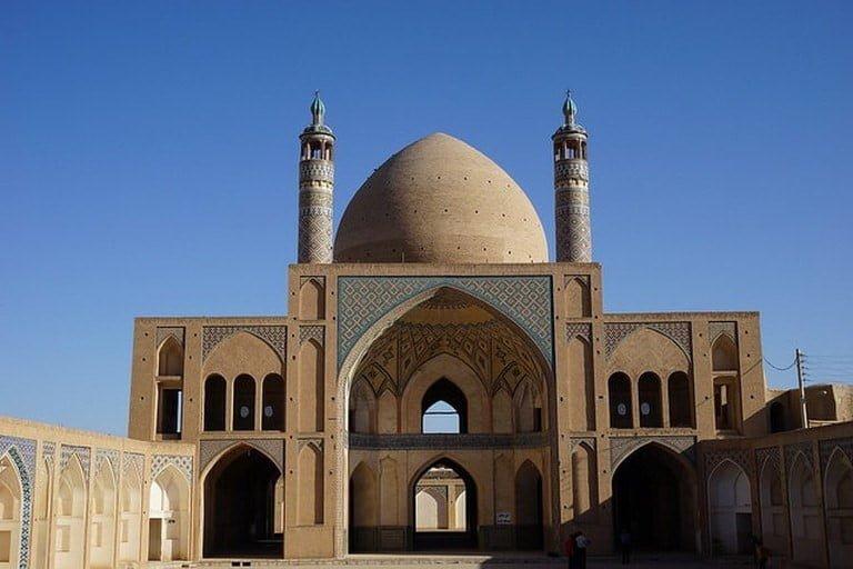 -کاشان هفت مکان متفاوت و دیدنی در ایران
