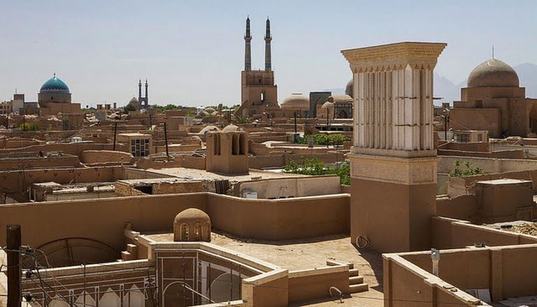 شهر یزد هفت مکان متفاوت و دیدنی در ایران