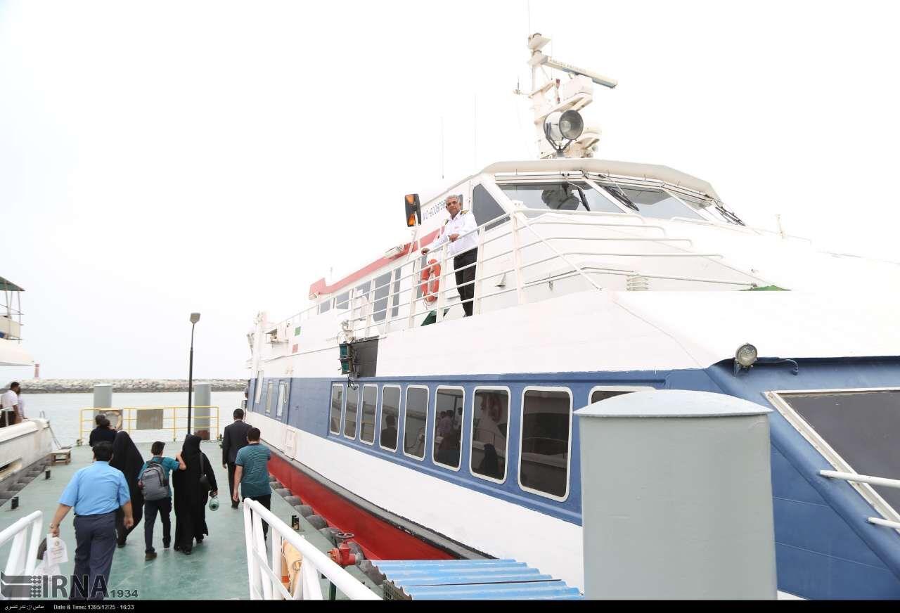 قشم  ورود بیش از ۳۳ هزار گردشگر به جزیره قشم