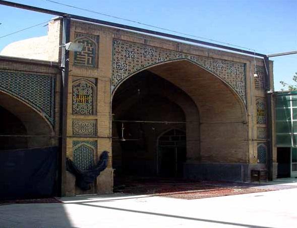 مسجد ایلچی جاهای دیدنی اصفهان (100 جاذبه گردشگری اصفهان)