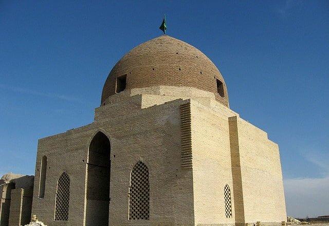 مسجد جامع کاج اصفهان