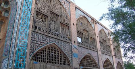 مسجد علیقلی آقا از جاهای دیدنی اصفهان جاهای دیدنی اصفهان (100 جاذبه گردشگری اصفهان)