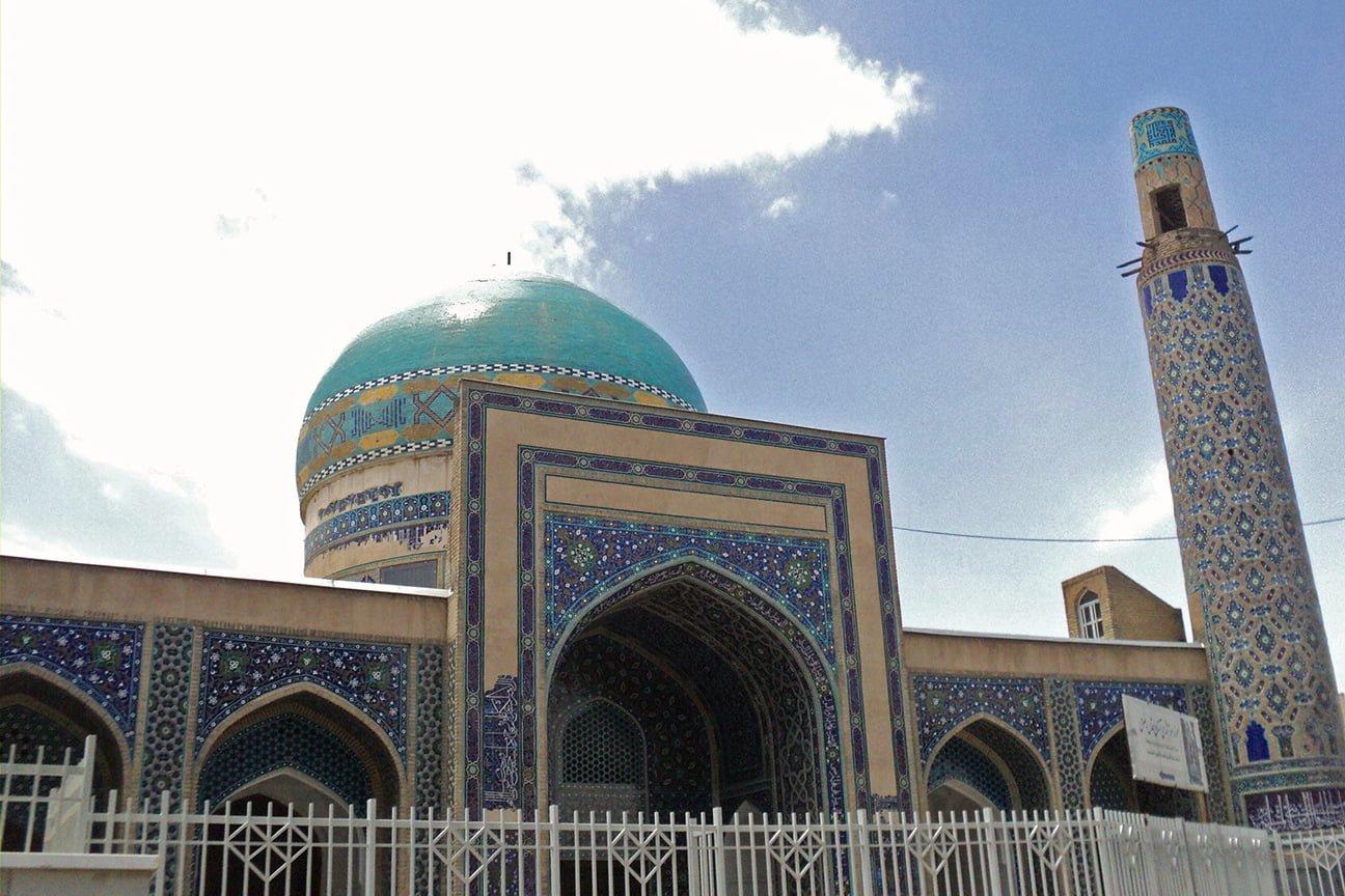مسجد هفتاد و دو تن مشهد مسجد هفتاد و دو تن مشهد
