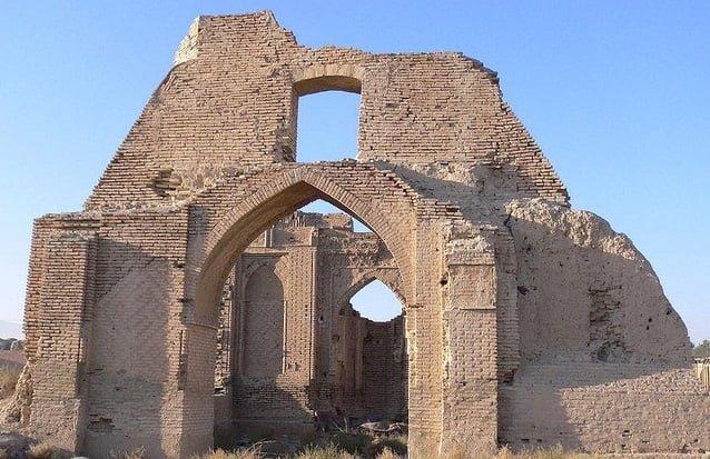 مسجد گار جاهای دیدنی اصفهان (100 جاذبه گردشگری اصفهان)