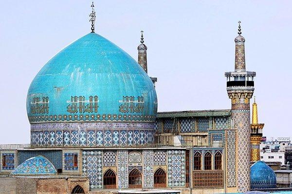 مسجد گوهرشاد جاهای دیدنی مشهد ،100 جاذبه گردشگری معروف